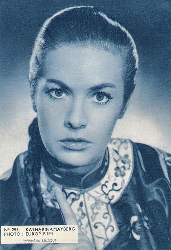 Katharina Mayberg in Dr. Crippen lebt (1958)