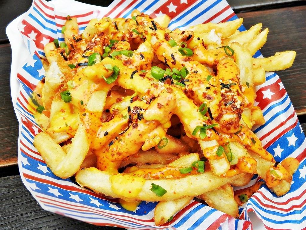 Atomic Fries
