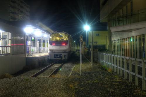 12-11-2019 Wakkanai Station.. (1)