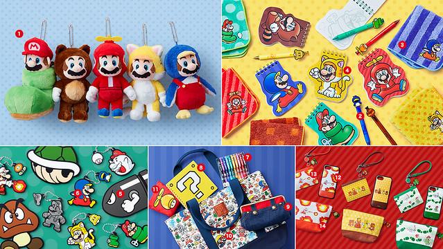 任天堂官方實體商店『Nintendo TOKYO』首波限定商品《超級瑪利歐》、《薩爾達傳說》、《漆彈大作戰》......等人氣主題即將登場!