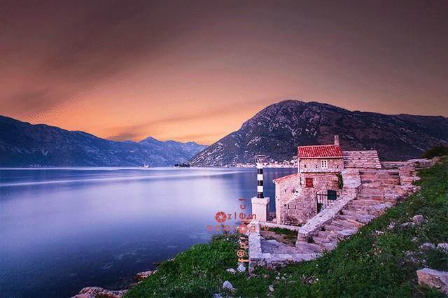 Crkva Gospe od Anđela...Kotor Bay