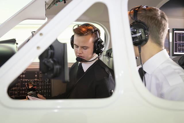 Flight Simulator @ Seneca College