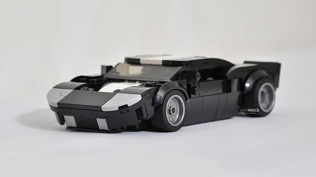 Rework - Ford GT