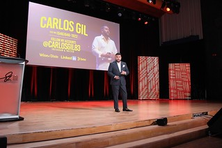 Carlos Gil at Social Media Week Toronto | by Matthew Burpee