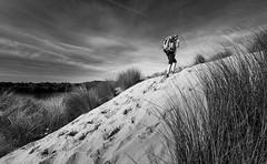 Workshop Bergfotografie in de duinen