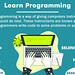 Learn Computer Programming with JBK