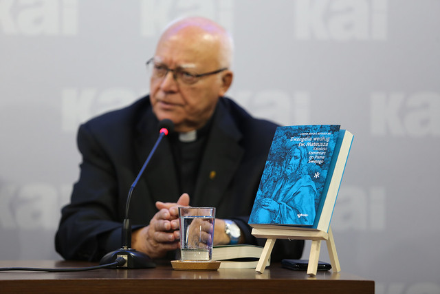 Komentarz do Ewangelii św. Mateusza - Prezentacja Książki KAI - Warszawa, 13 XI 2019 r.
