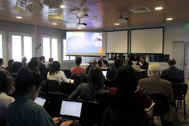 High Level Workshop: Forced Displacement, Migration and Human Capital Mobility