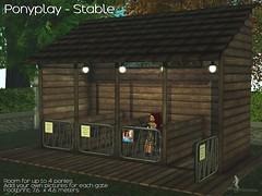 Ponyplay - Stable