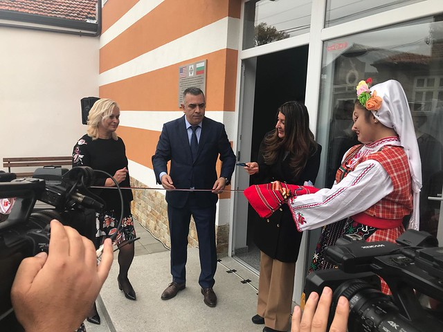 U.S. Mission Sofia Builds $265,000 USD Housing Unit for Elderly With Special Needs, in Partnership With Sliven Municipality