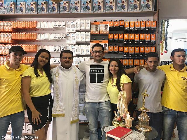 Loja Sávio Eletro comemora sete anos em Ipu