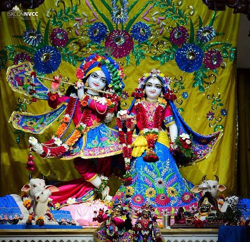 ISKCON Pune NVCC Deity Darshan 13 Nov 2019
