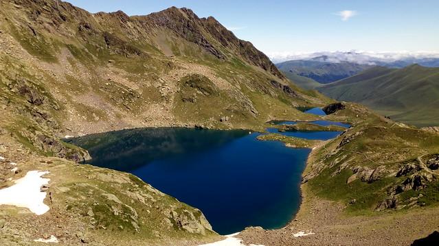 Themareis Door het hart van de Pyreneeën