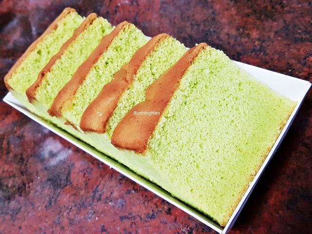 Pandan Cake