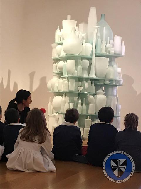Visita al Museo Morandi - classe 2^