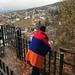 Armenian football fan in Vaduz