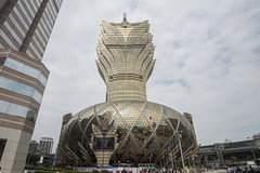 The Grand Lisboa, Macao 2019