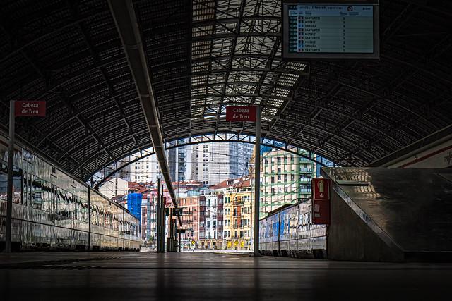 Bilbao train station - Spain