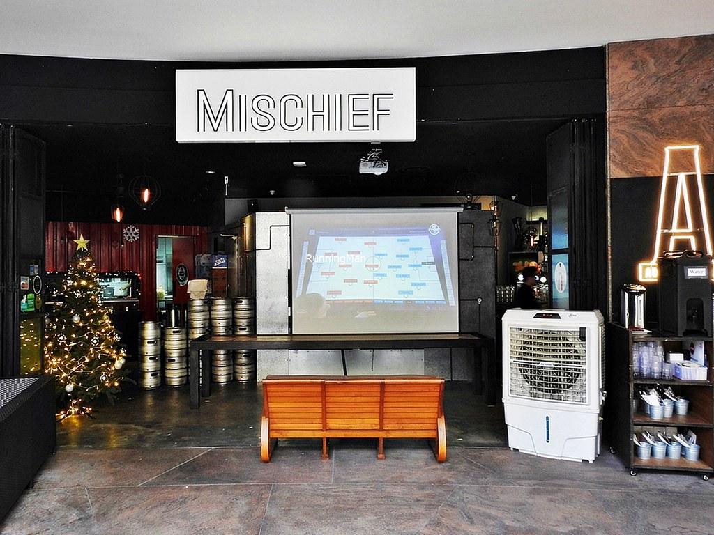 Mischief Exterior