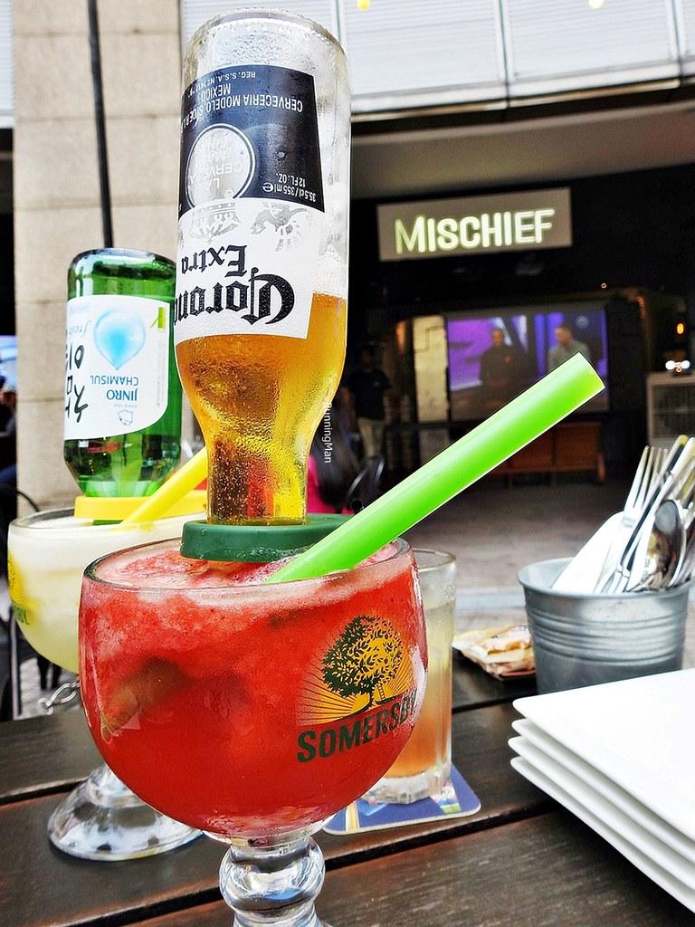 Cocktail Coronarita