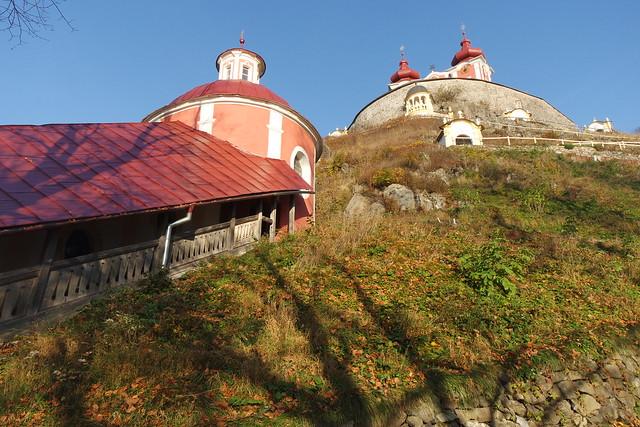 Calvary - Banská Štiavnica (18th cent.)