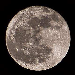 November 12th. Full Beaver Moon.