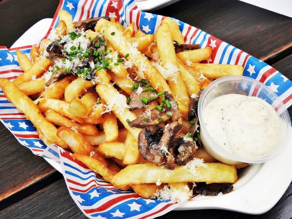 Truffle Fries Maximus