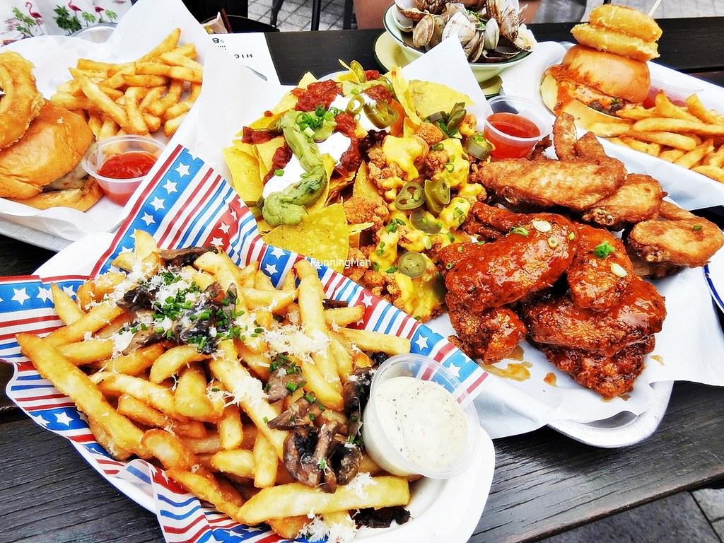 Food Line-Up