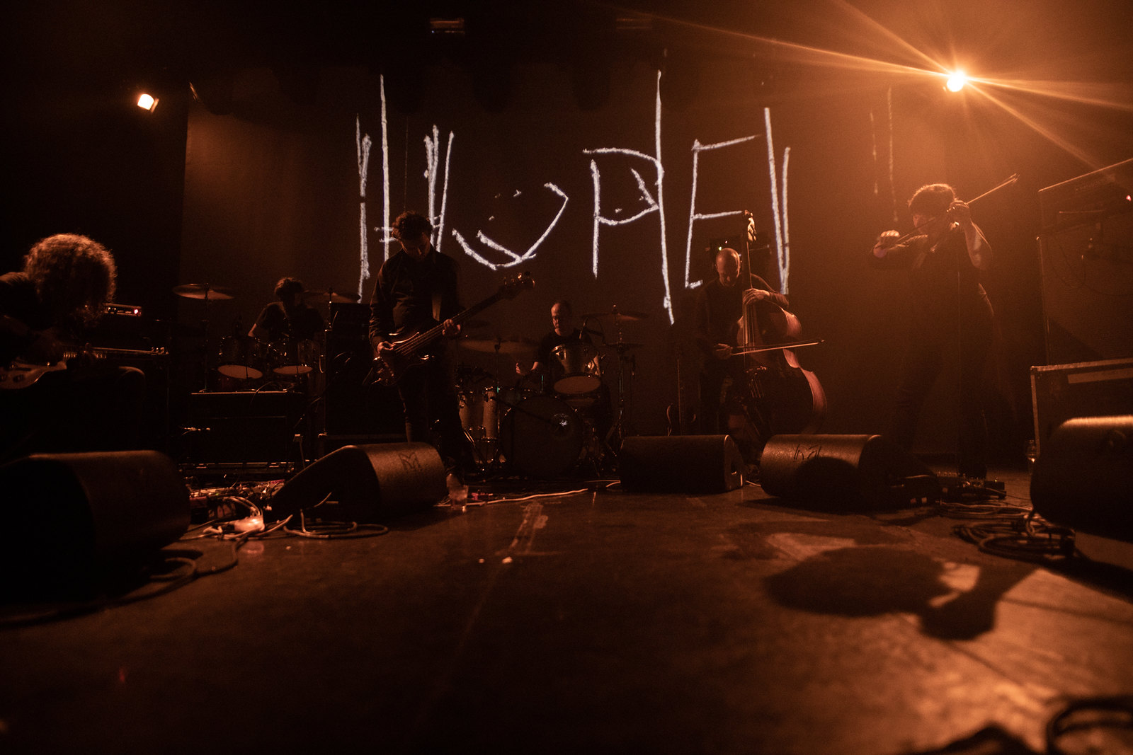 Godspeed You! Black Emperor @ Hard Club