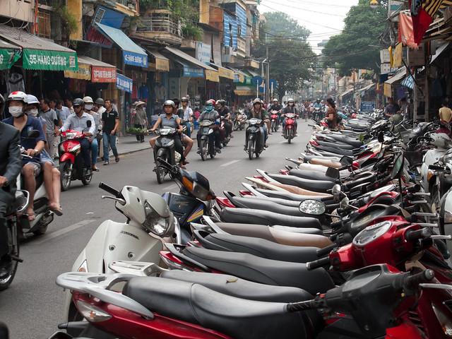 Vreemde Voettocht Vietnam