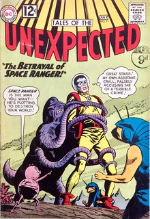 Tales Of The Unexpected - No.71. July 1962