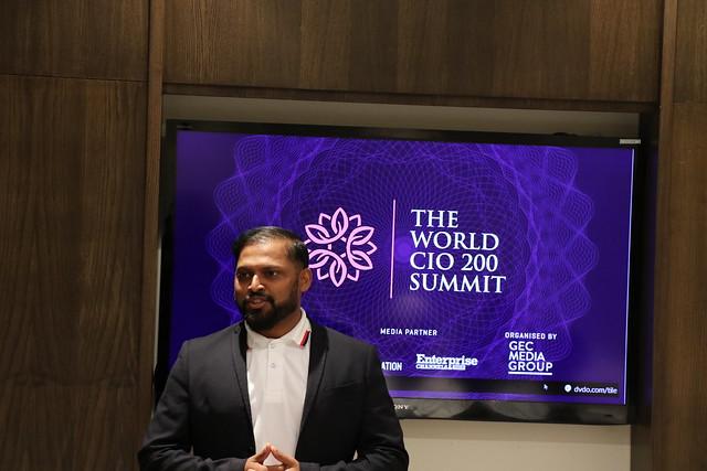 The World CIO 200 Summit - Oman Edition