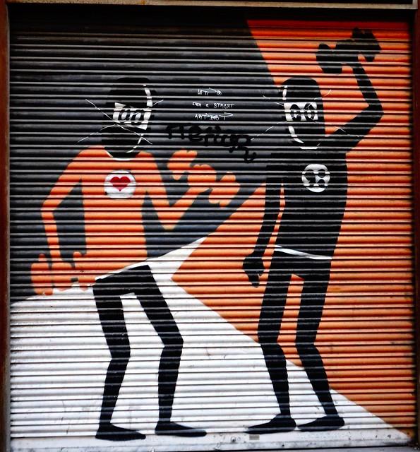 David de Limón / Streetart / Valencia
