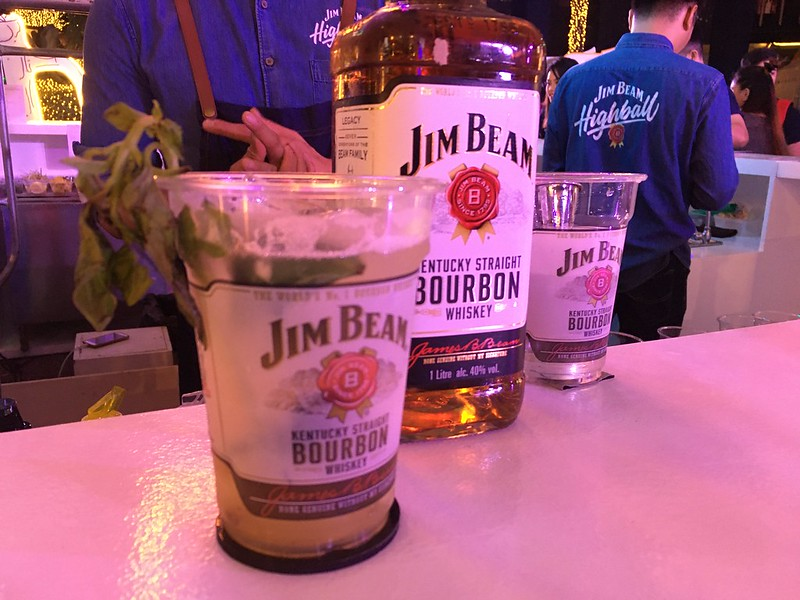 Jim Beam Highball, Eastwood