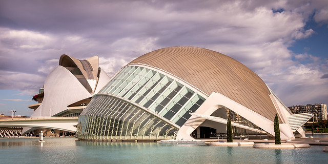 opera house and hemisferic - IMG_1006 the city of art and sciences valencia spain_