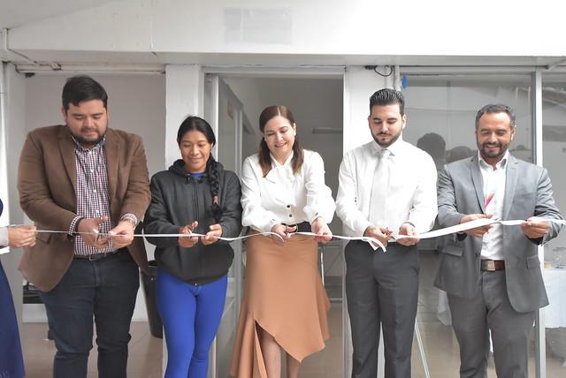 Inauguración de Clínica Dental en Dif San Agustín