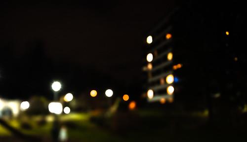 Change of lights