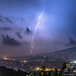 13. November 2019 - 0:24 - Lightning strikes Athens