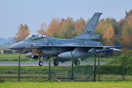 F-16 Fighting Falcon: J-063