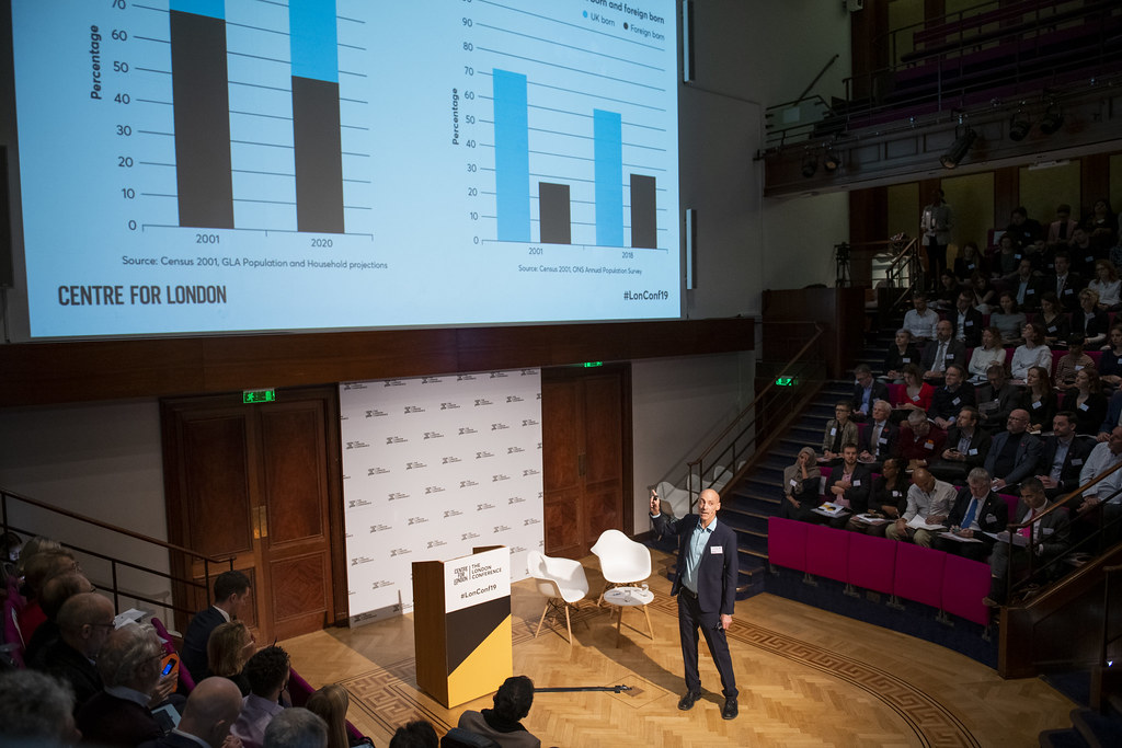 The London Conference 2019