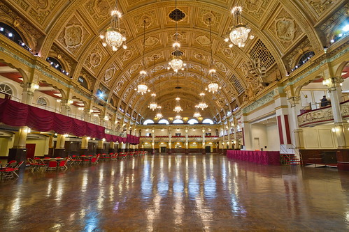 The Winter Gardens Empress Ballroom