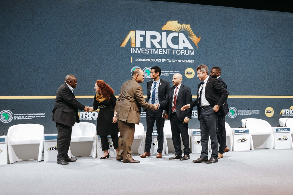 Africa Investment Forum 2019: Africa Room Closing Plenary, Unveiling the Boardrooms