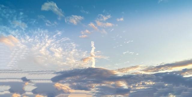 Wild clouds 11/12/19