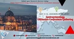 CFA_Gastroenterology Meetings, Hepatology Conferences, Gastroenterology Utilitarian Conferences Gathering, May 11-12, 2020, Berlin, Germany, UCG