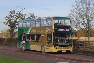 6338 YX69 NPA Go North East