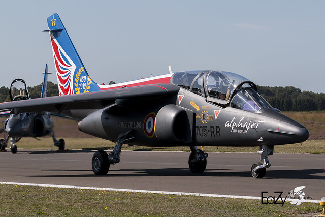 705-RR French Air Force (Armée de l'Air) Dassault-Dornier Alpha Jet E