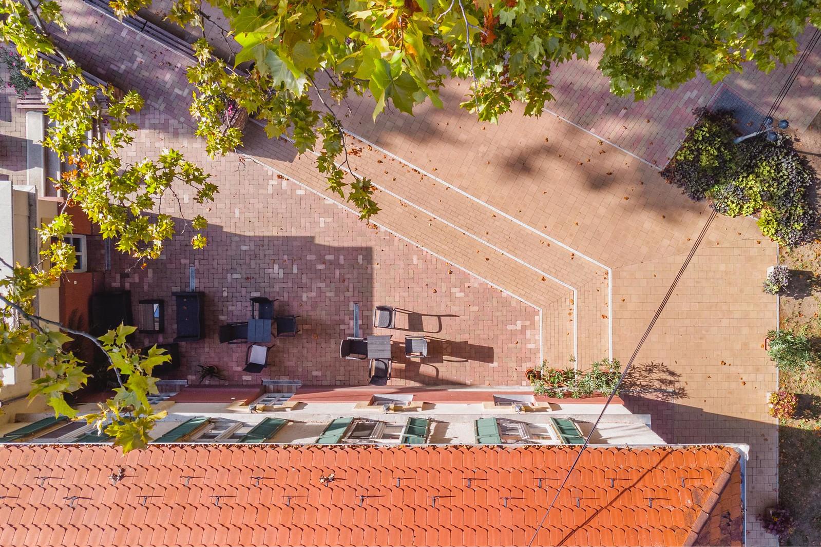 Sándorfalván is van zöld város program, be is fejezték már