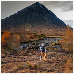 At the buachaille