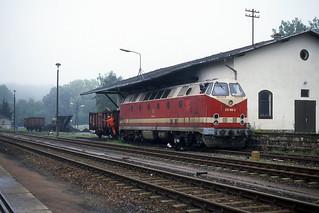 DB 219 168 Böhringen (D) 31 mei 1995