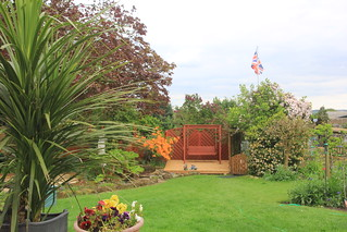 Our Garden Hillview, Seckington, UK.